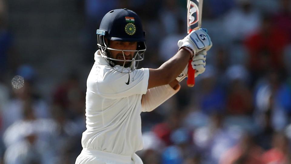 Cheteshwar Pujara,Murali Vijay,India vs Australia