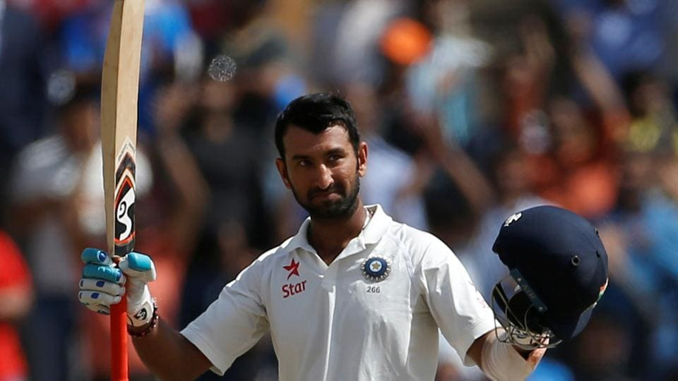 Cheteshwar Pujara's 11th Test century helped India dominate on day 3 of the third India vs Australia Test in Ranchi on Saturday. Full scorecard here.