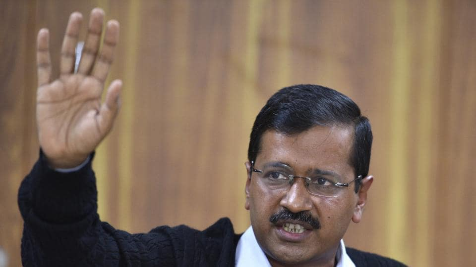 Kejriwal asked volunteers to build booth level organisations across the country and popularise the work done by Delhi government.