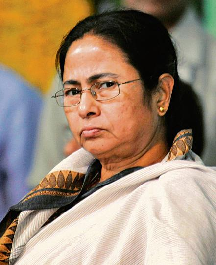 A leader of the BJP's youth wing has announced a reward of Rs 11 lakh for West Bengal chief minister Mamata Banerjee's head following state police action against a saffron rally billed as a show of strength.