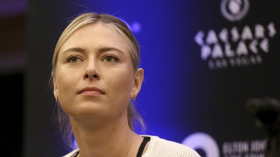 Maria Sharapova will return from her 15-month doping ban at a tournament in Germany in April.