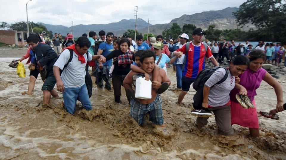Peru,Peru floods,Lima