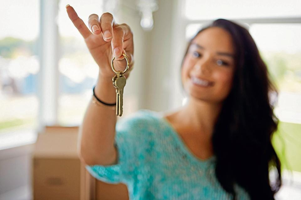 Most millennials save money to buy a home and aspire to carve out a stable career.