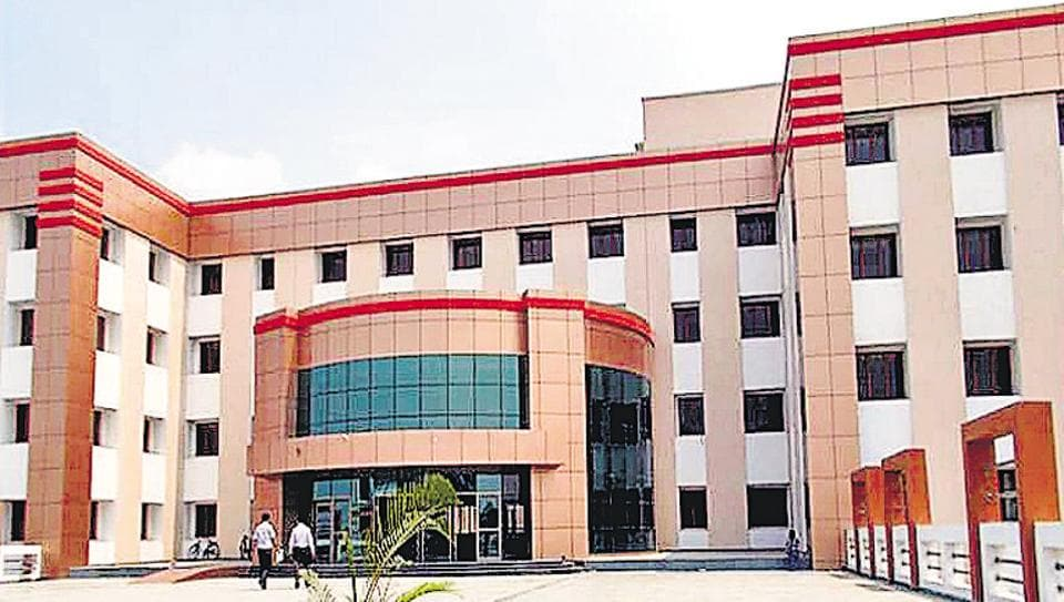 The All India Institute of Medical Sciences-Patna campus.
