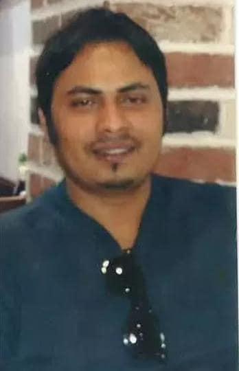 Bidhya Sagar Das, 33, is being hunted by Scotland Yard.