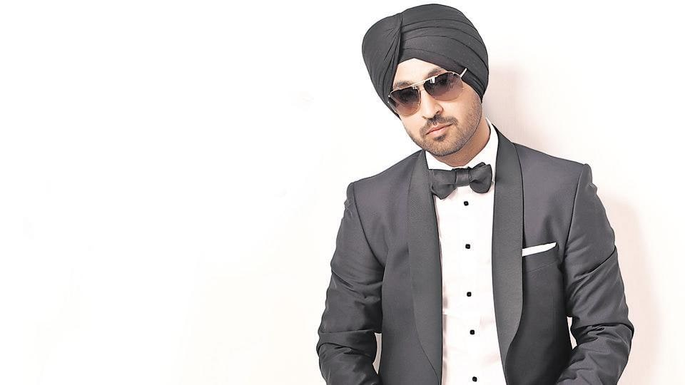 Diljit Dosanjh says Gurdas Maan is the most humble person.