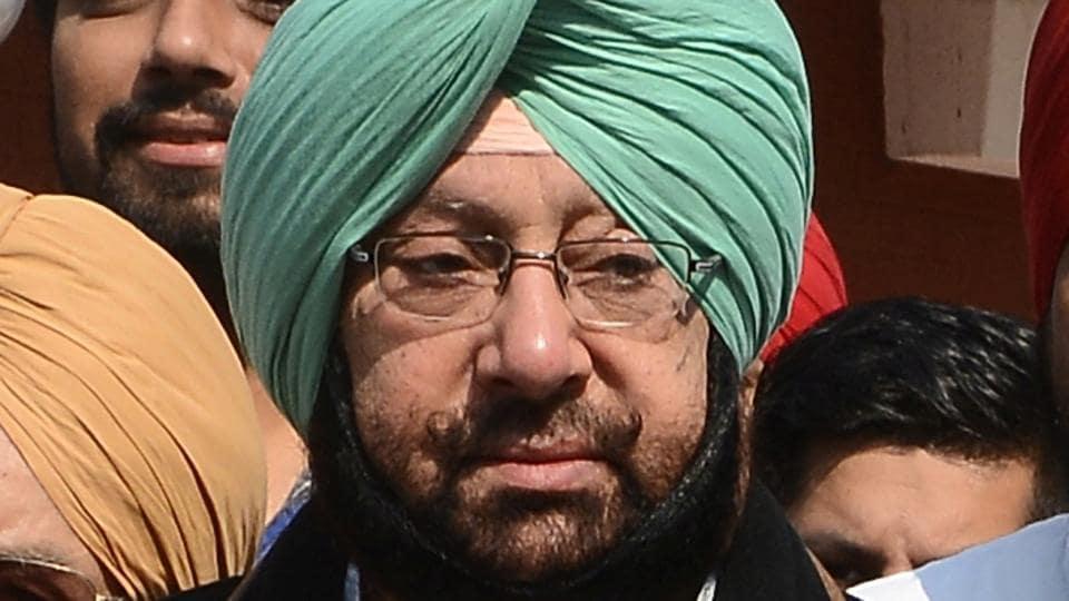 Punjab CM,Captain Amarinder Singh,Punjab Congress