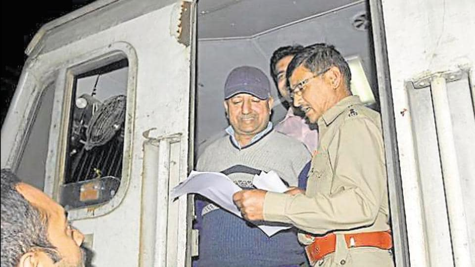 In the resumed hearing on Saturday, the court additional district and sessions judge Jaspal Verma gave three weeks to the railways to pay the compensation (Rs1.03 crore) to the farmer. Till then the train will remain court's property. The next hearing is on April 7.