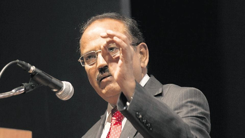 National Security Advisor Ajit Doval will visit the US for a four-day trip  starting March 21.