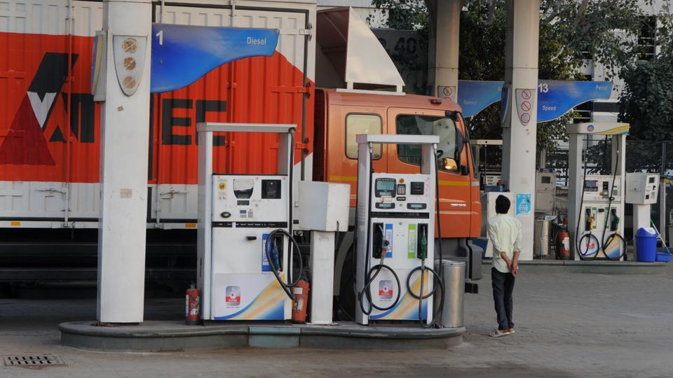 Fuel pump owners reported a surge in sales on Sunday as Gurgaon residents rushed to get tanks filled.
