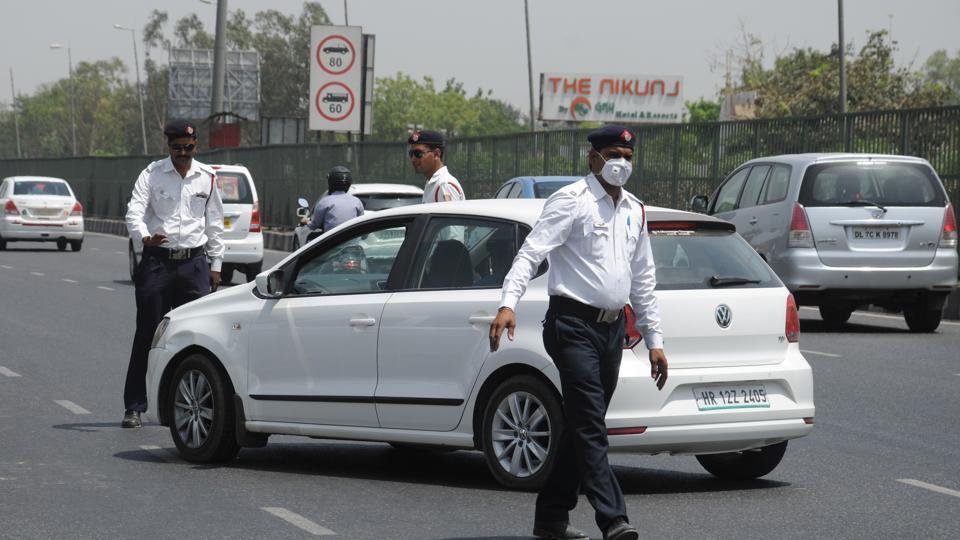 Delhi Police,Delhi traffic advisory,Jat protests Delhi