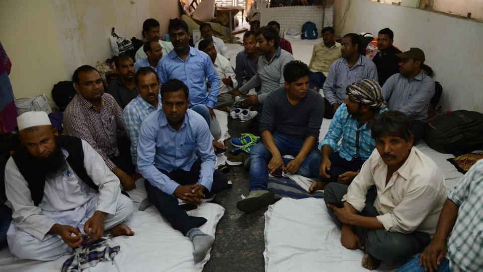 Indian workers,Arabia,No-Objection Certificate