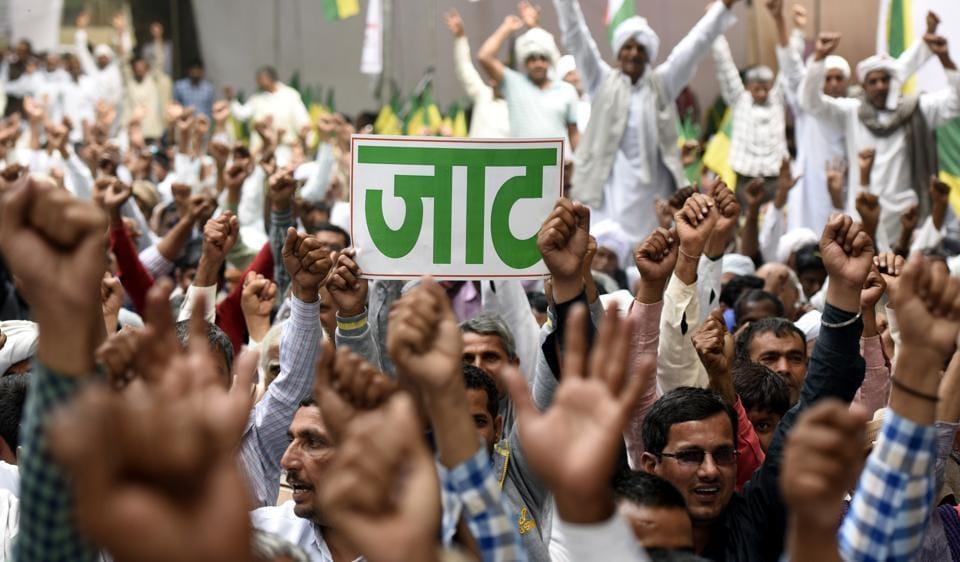 Jat protest,Jat quota agitation,Delhi Metro
