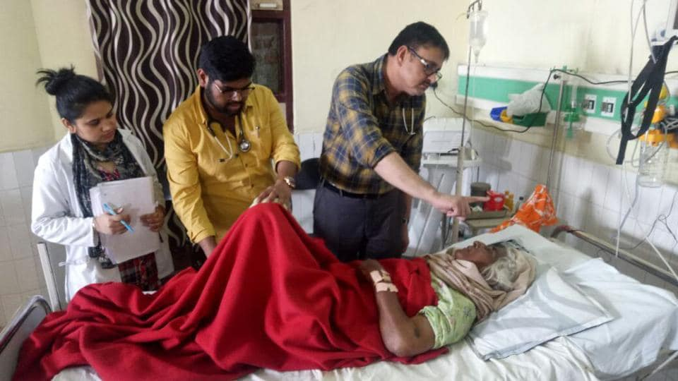 More than 125 such patients have already undergone treatment at this unit and recovered.