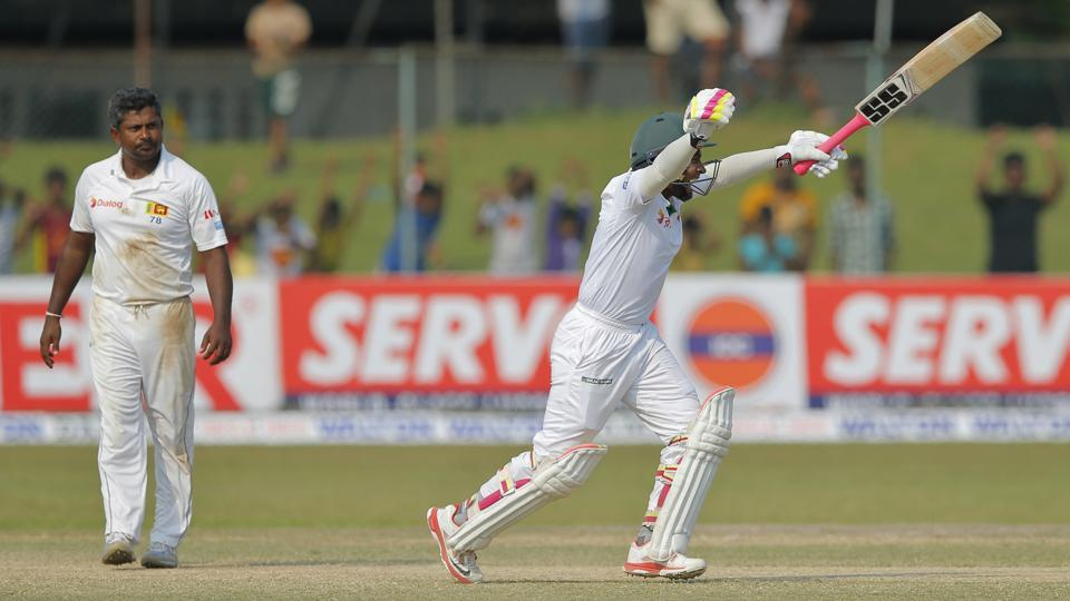 Bangladesh secured their first victory against Sri Lanka in Tests as they won the Colombo Test by four wickets to level the two-match series 1-1.