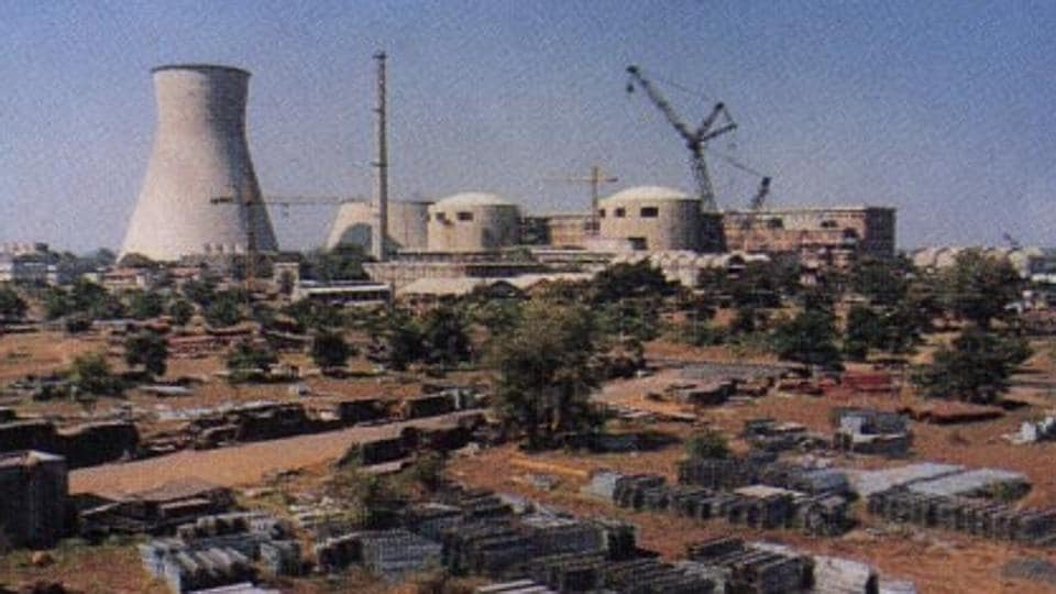Kakrapar Atomic Power Station near Surat where Indian scientists are burning the midnight oil to find the cause of mysterious leaks.