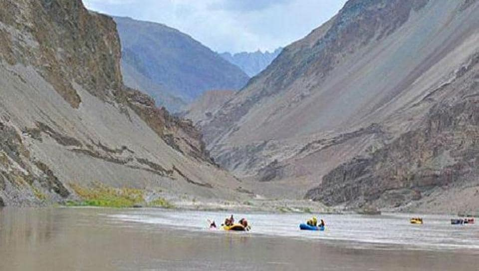The Indus water commissioners of India and Pakistan meet in Islamabad next week.