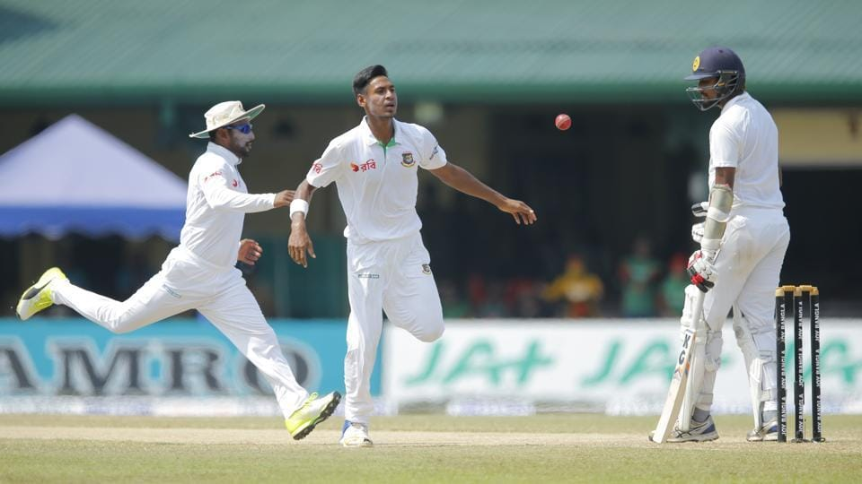 Bangladesh levelled the two-match series against Sri Lanka with a five-wicket win on Day 5 of the second Test . Get cricket score of Sri Lanka vs Bangladesh here.