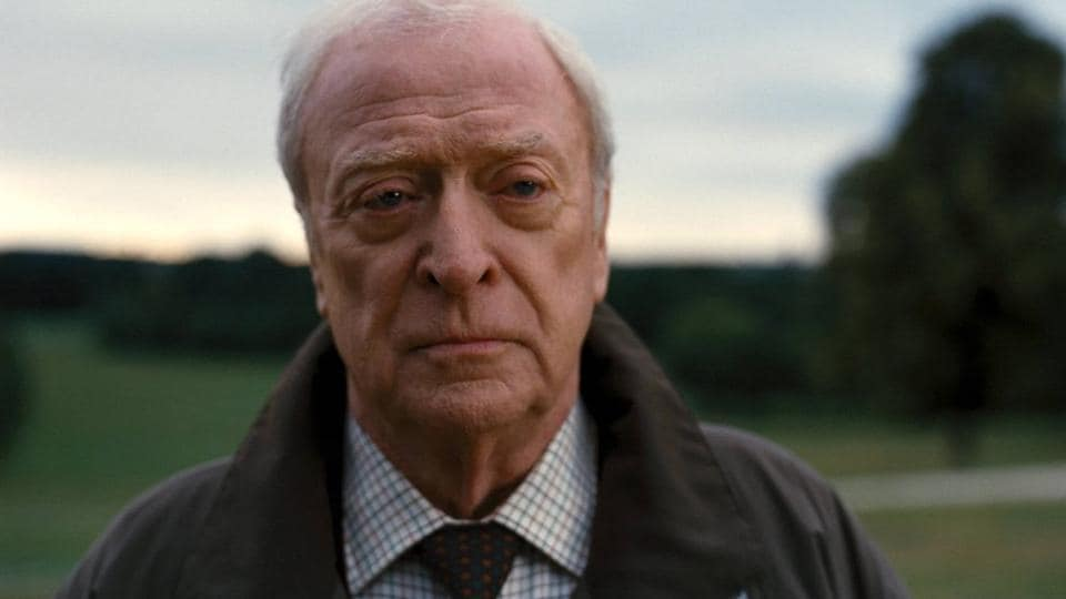 Michael Caine,Cancer,The Dark Knight Rises