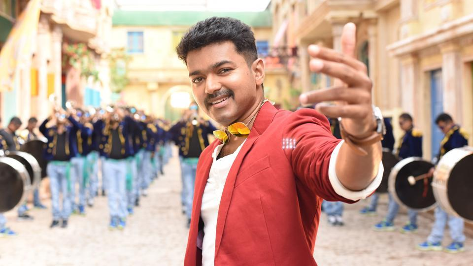 Tamil superstar Vijay,Rajinikanth's Thalapathi,Sri Thenandal Films