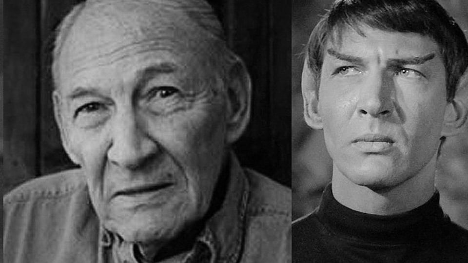 Lawrence Montaigne nearly replaced Leonard Nimoy on the series.