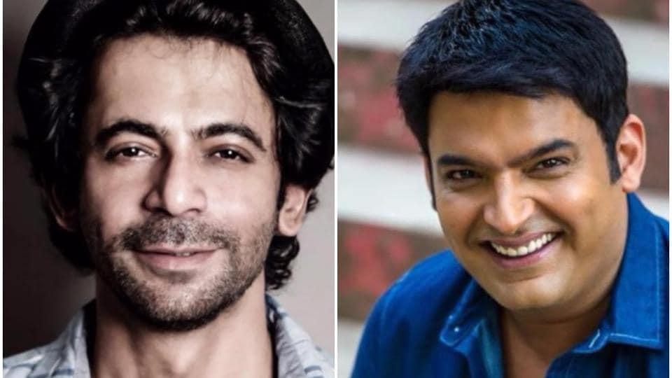 Sunil Grover,Kapil Sharma,The Kapil Sharma Show