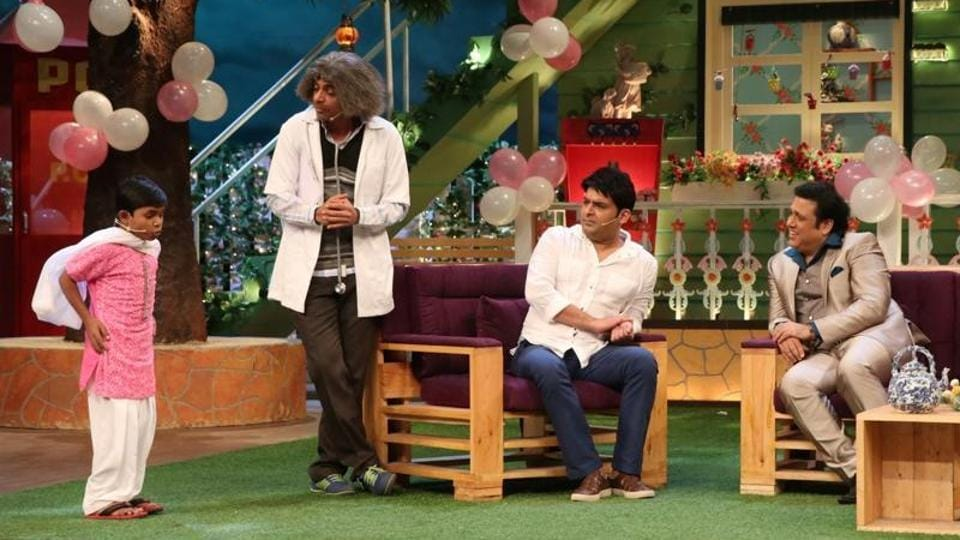 It's probably a war of popularity between Kapil Sharma and Sunil Grover.