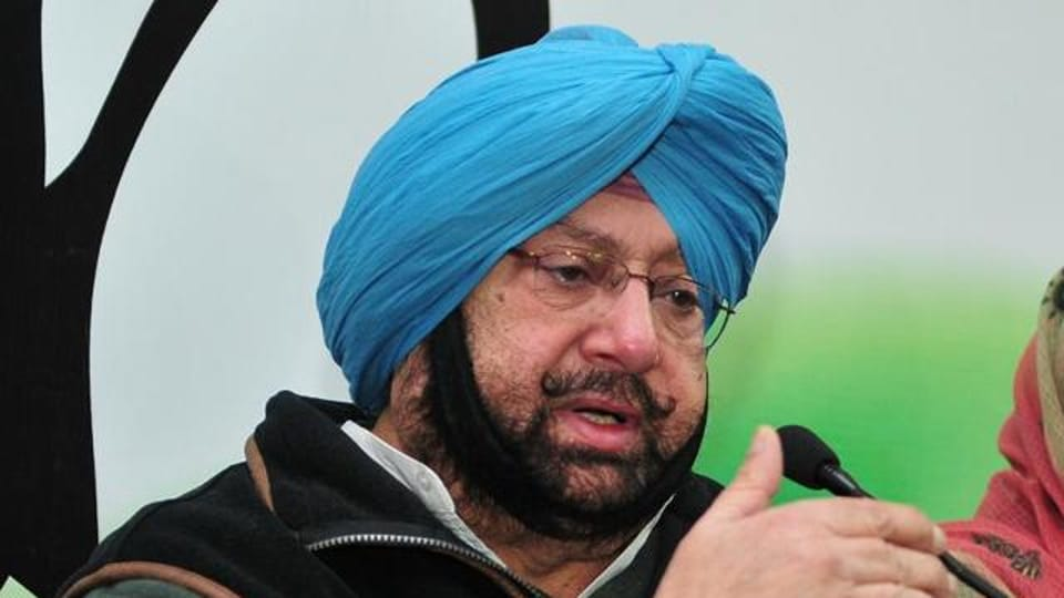 Navjot Singh Sidhu's show okay if rules allow, says Amarinder Singh