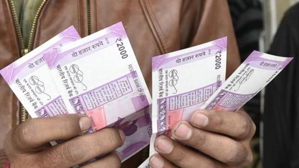DRI conducted raids at the Chennai port in a crackdown on smuggling of currency.