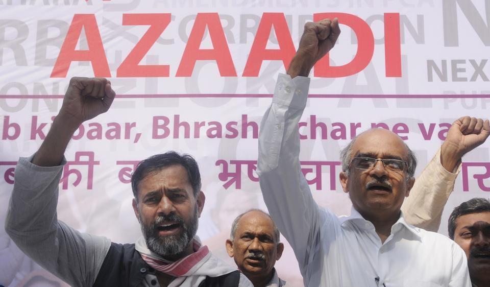 MCD polls,Delhi MCD election,Swaraj India