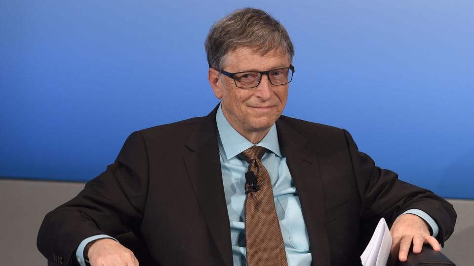World's Richest,Bill Gates,Donald Trump