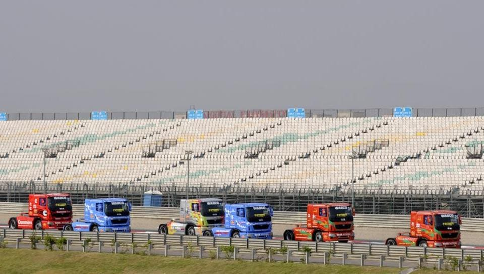 The Indian truck drivers had undergone the T1 Racer Programme (TRP), a comprehensive motorsports driver training and selection programme, conceptualised and conducted by Tata Motors.