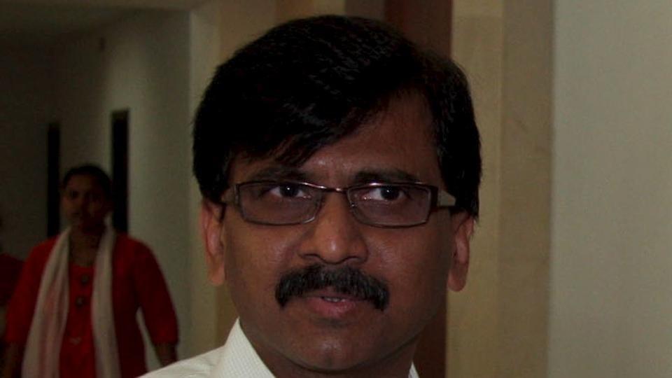 Shiv Sena leader Sanjay Raut