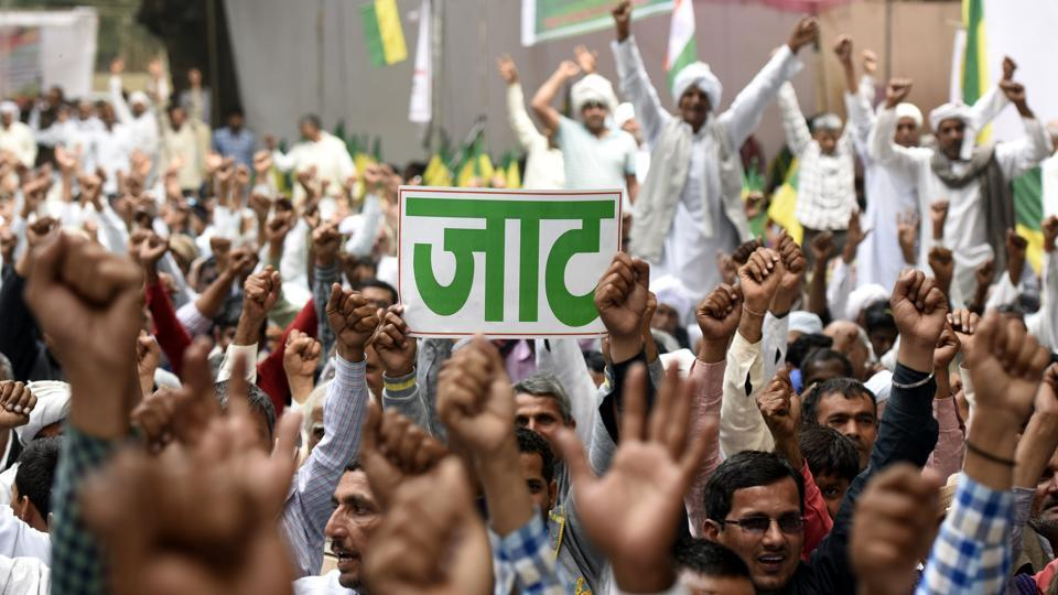 Jats during their agitation at Jantar Mantar earlier this month had threatened to cut off the city's supply of vegetable and milk if their demands were not met.