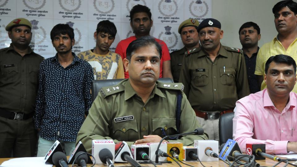 Gurgaon,Haryanvi singer,Joginder alias Lala Saini