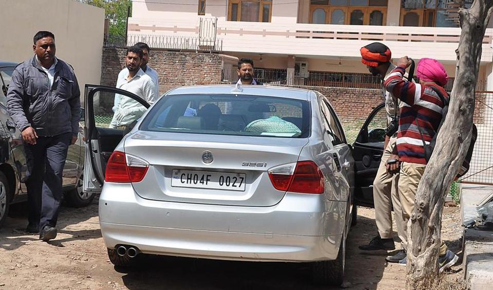 Mohali,Murder,Seerat Kaur