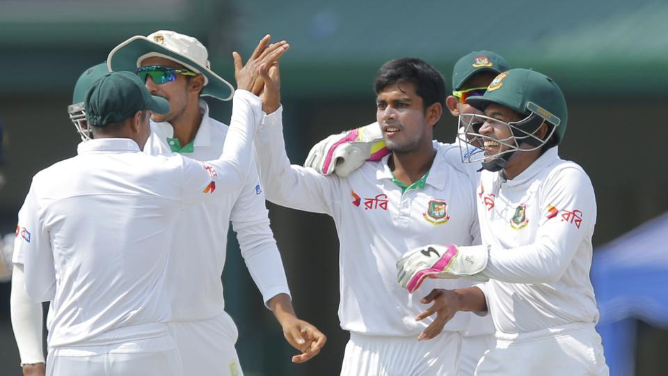 Bangladesh secured their first-ever win over Sri Lanka in the longer format as they achieved a four-wicket win in the Colombo Test to become only the fourth nation to win their 100th Test match.