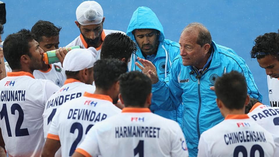 India hockey team coach Roelant Oltmans is preparing his men for major tournaments in 2018 -- the Commonwealth Games (April 4-15), Champions Trophy (June 23-July 1), Asian Games (August 18-September 2) and the World Cup at Bhubaneswar.