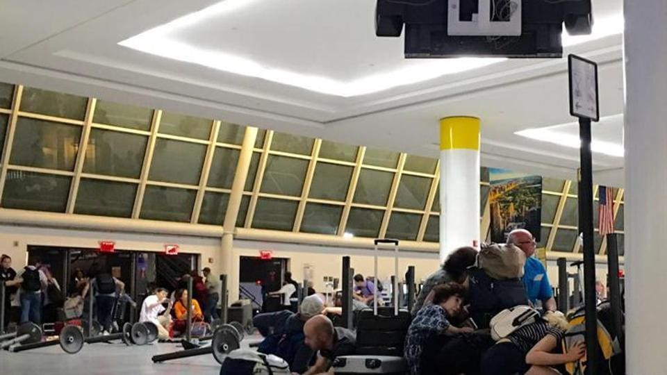US airport,John F Kennedy International Airport,US Customs and Border Protection