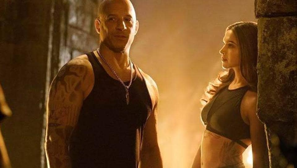 xXx - Return Of Xander Cage released in India before the world.