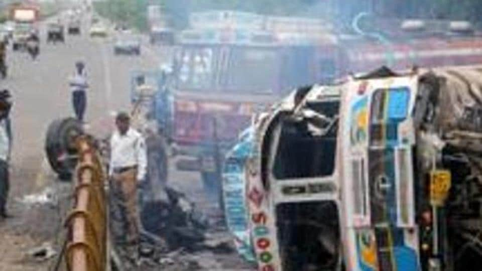 With nearly 13,000 fatalities on road,  Maharashtra ranks second in the country following Tamil Nadu