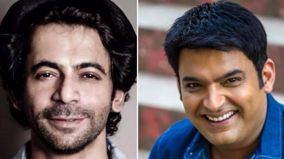 The two co-stars posted their feelings on the social media. Sunil broke his silence with some hard-hitting words.