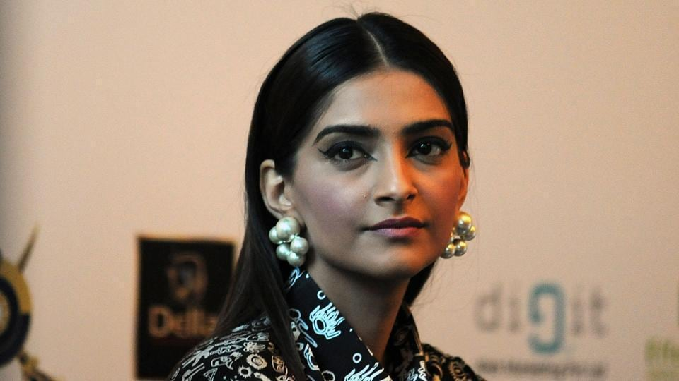 Sonam must be worried about the title of her film.