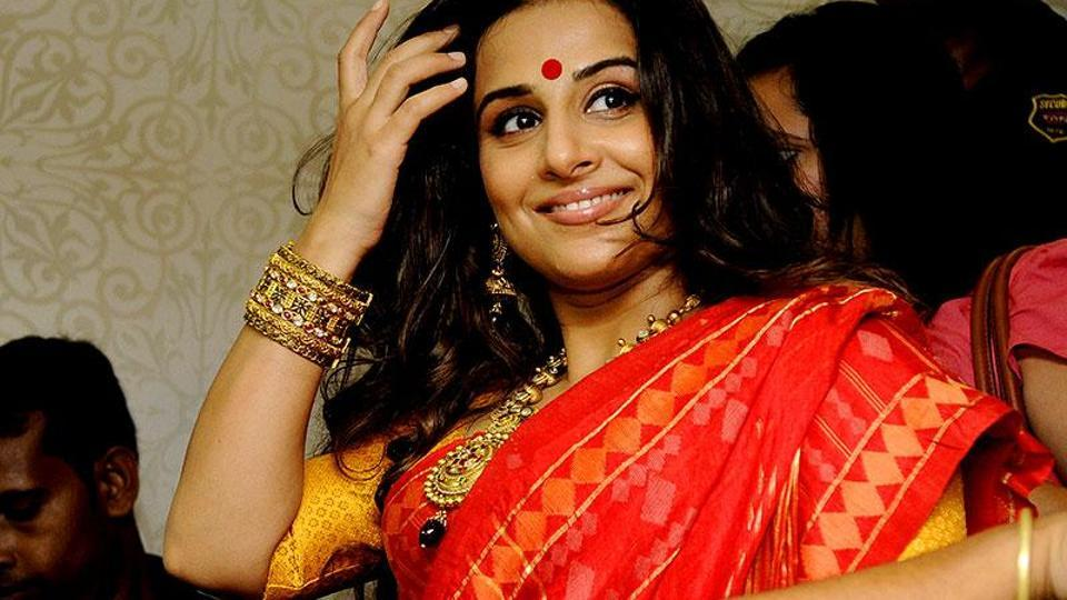 Vidya Balan is the latest to join the nepotism debate.