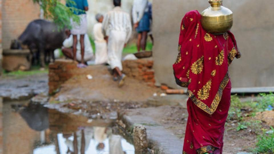 Nearly 2 billion people lack access to safe drinking water