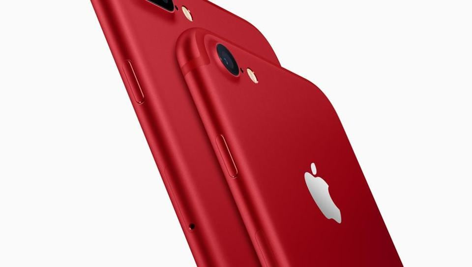 Iphone7,Red iPhone,New iPhone