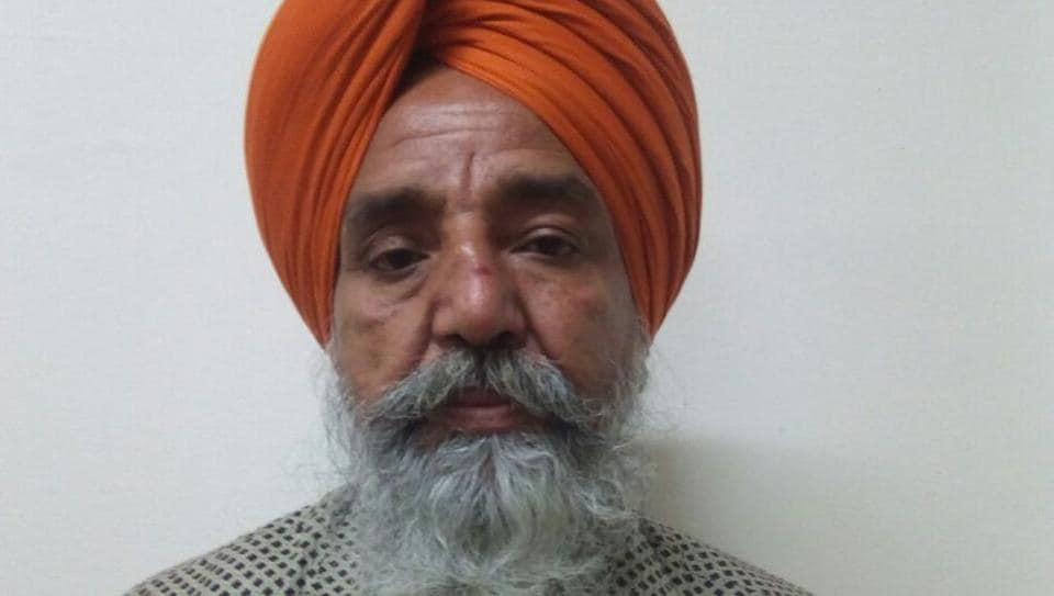 Alleged KCF militant Gursewak Singh Babla held in Delhi by crime branch.