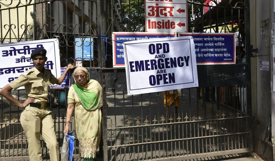 doctors,Bombay high court,security
