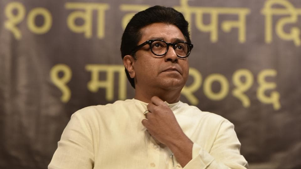 The MNS is in disarray due to its lacklustre performance in the civic polls