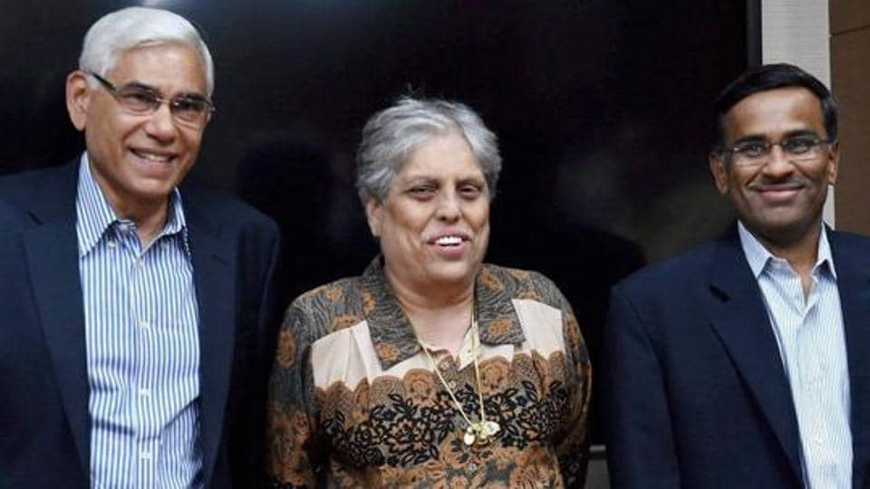 The Vinod Rai-lead CoAwants to be sure about ICC's new financial model before its implementation.